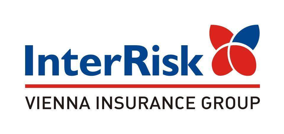 Logo InterRisk bez tła