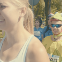 bieganie w sztafecie maratońskiej