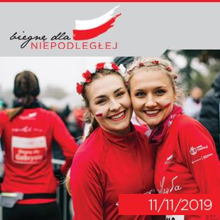 Biegnę dla Niepodległej - 11-11-2019
