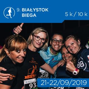 Białystok Biega - 21-09-2019