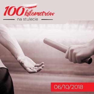100 km na 100-lecie - 06-10-2018