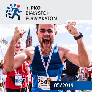 PKO Białystok Półmaraton - 11-05-2019