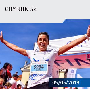 City Run 5k - 05-05-2019