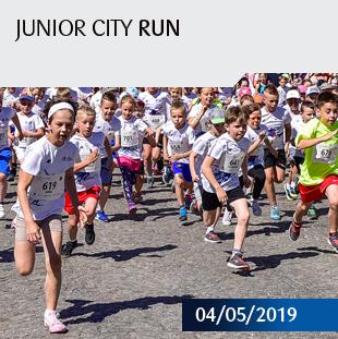 Junior City Run - 04-05-2019