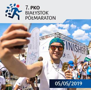 PKO Białystok Półmaraton - 05-05-2019