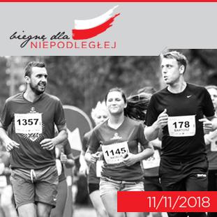 Biegnę dla Niepodległej - 11-11-2018