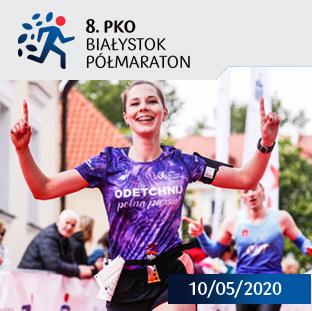 PKO Białystok Półmaraton - 10-05-2020