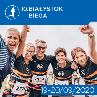 Białystok Biega - 19-09-2020
