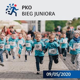 PKO Bieg Juniora - 09-05-2020