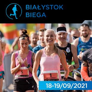 Białystok Biega - 18-09-2021